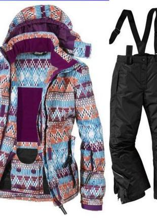 af80d3b23b9d Термо костюм зимний, лыжный куртка штаны crivit 122 128 Crivit ...