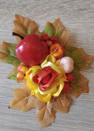 Украшение на праздник осени