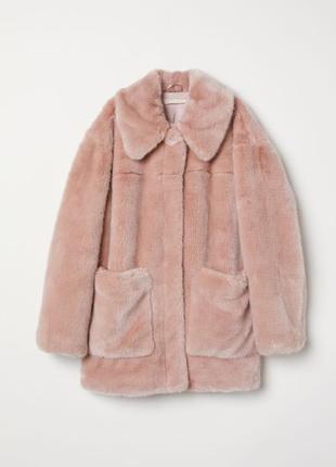 Новая модная шуба коллекция зима 2018🎄☃️🎄большой размер (14-16)xl