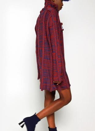 Вязаное платье-джемпер, свитер от бренда daria galushka