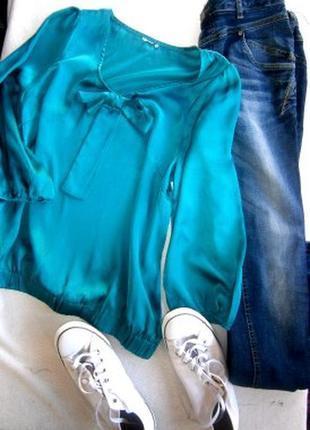 Нарядная блуза размер 46-48