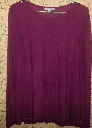 Брендовый пуловер кофта per una р.52-54