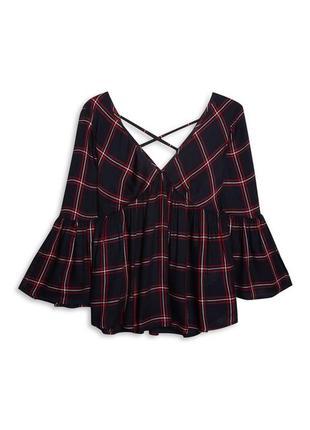 Блуза с красивой спинкой от primark