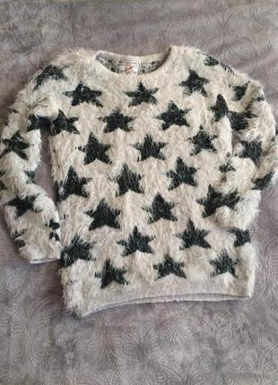 Супер теплий свитер (кофта)