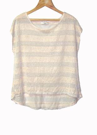 Красивая нарядная блуза свободного кроя