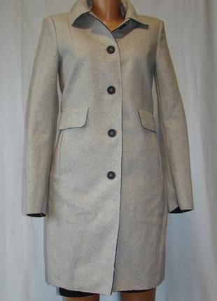 Пальто женское демисезонное zara trafaluc