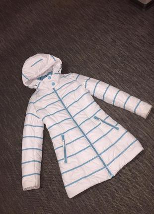 Шикарное куртка-пальто на синтипоне, фирменное