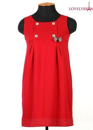 Красивое платье сарафан на девочку lana kids детское нарядное летнее плаття сукня лето