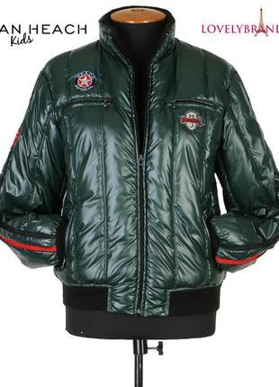 Куртка на девочку silvian heach демисезон осень зима весна детская курточка пуховик бомбер