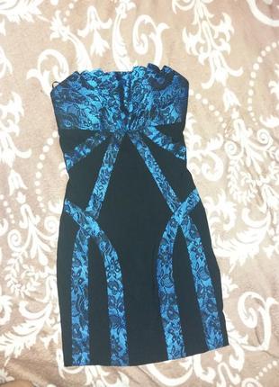 Шикарное вечернее платье jane norman