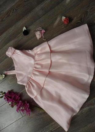Шикарне бальне платтячко для маминої принцеси