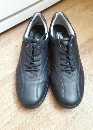 Туфли на шнурках hotter 38 размер