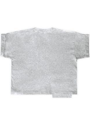 Женская укороченная футболка с карманом из 100%ного хлопка4 фото