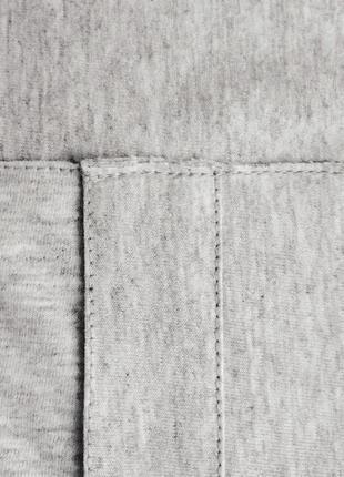 Женская укороченная футболка с карманом из 100%ного хлопка3 фото
