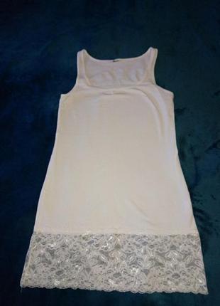 Комбинация,ночная рубашка vero moda