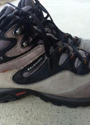 Трекінгові черевики salomon gore-tex 42р...