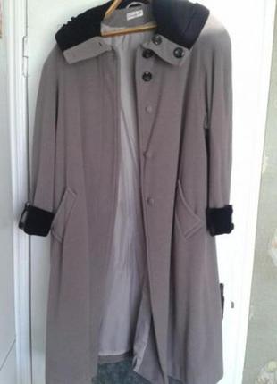 Демисезонные пальто кашемир