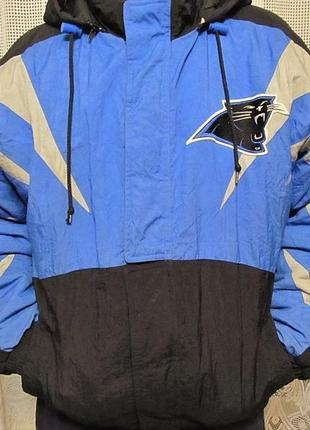 Винтажная мужская зимняя куртка apex one nfl pro line р.l/g