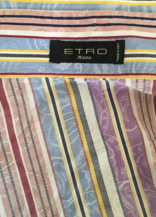 Рубашка etro4 фото