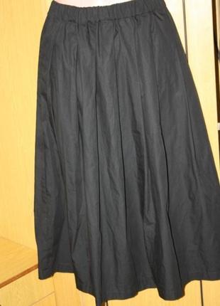 Пышная черная юбочка, новая