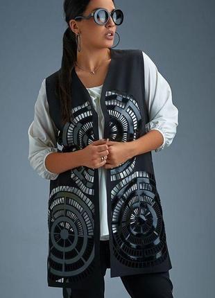Стильный модный женский брючный костюм тройка размеры: 50, 52, 54, 56,58,60,62