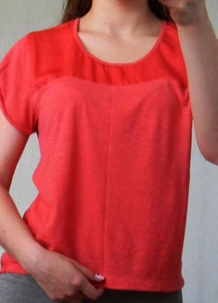 Майка-блуза vero moda original, oversize