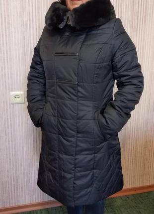 Теплое пальто, пальто еврозима, осеннее пальто