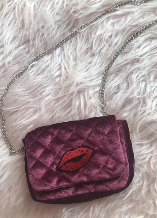 Милая новая сумочка