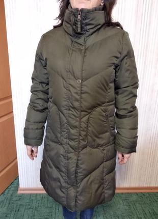 Пуховик пальто esprit, пуховое пальто, зимнее пальто