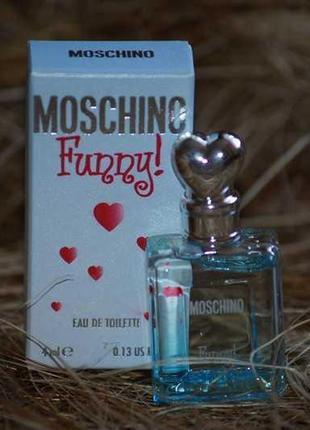 Moschino funny! moschino
