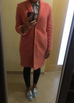 Стильне casual пальто f&f