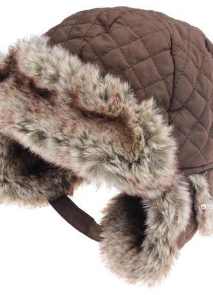 Акция!!! зимняя шапка ушанка h&m, 1,5-2 года.