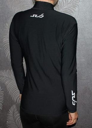 Компресионная спортивная кофта/рашгард sub (спорт/фитнес under armour термо)