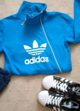 Adidas спортивная кофта#ветровка#