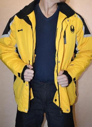 Горнолыжная куртка spyder мужская оригинал