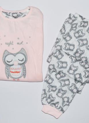 Пижама для девочек от 2 до 7 лет, primark