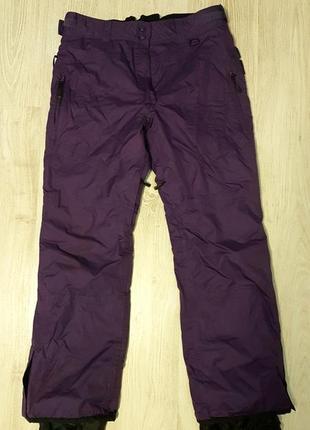 Зимние лыжные штаны crivit sport