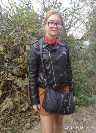 Шикарная сумочка на каждый день
