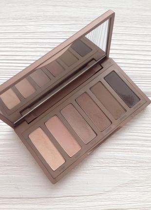 Тени naked basics eyeshadow palette