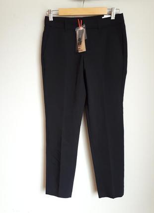 Черные классические брюки tally weijl