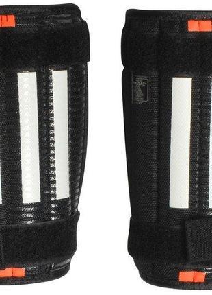 Щитки футбольные adidas 11 anatomic lite р.l  арт.m38630