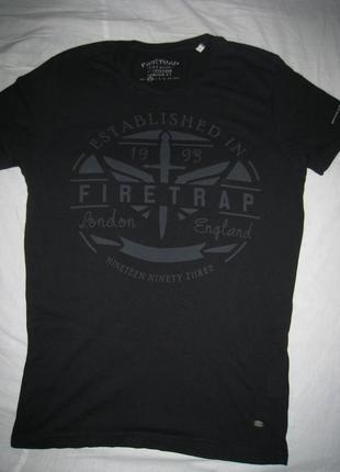 Фирменная футболка firetrap, оригинал!!!
