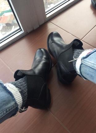 Chelsea timberland челси ботинки