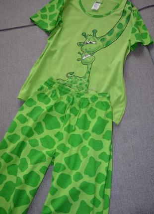 Хлопковая пижамка/домашний костюм.