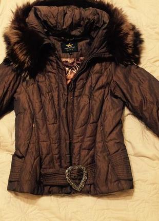 Курточка на осень-начало зима, утепленная 199грн,уместен торг