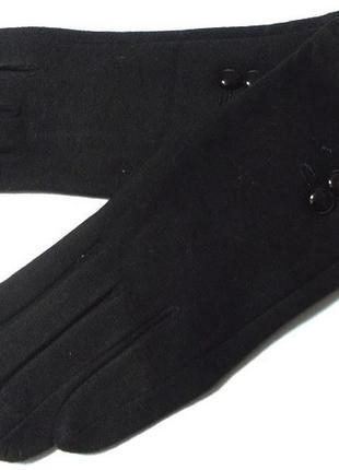 Перчатки трикотажные на кролике размер 6.5,7