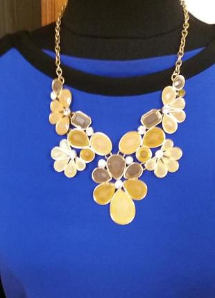 Колье украшение ожерелье parfois