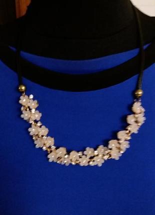 Колье ожерелье  украшение accessorize