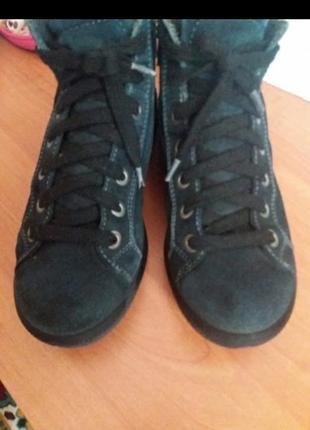 Деми ботинки superfit