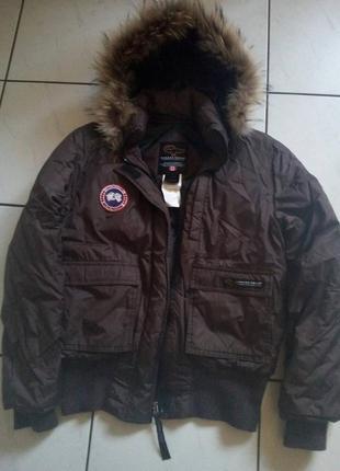 Пуховик куртка canada goose (оригинал)